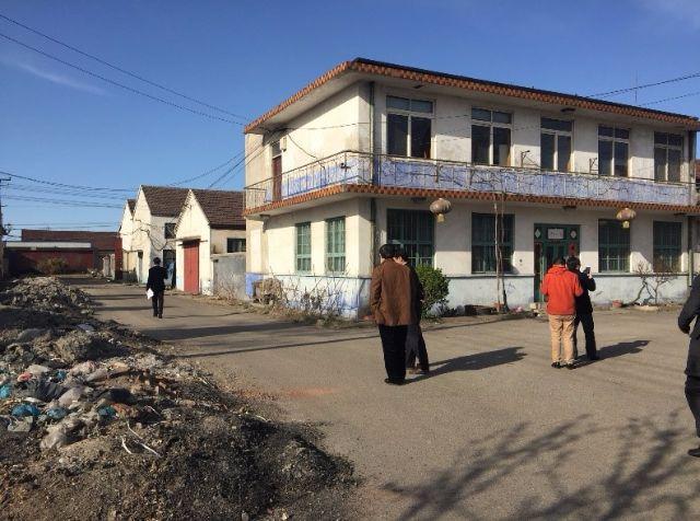 抵押物为山东省龙口市龙港街道中村南路14号的工业厂房及土地